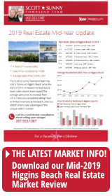 Higgins Beach Real Estate Market 2019 Mid Year Review